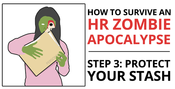 Personnel File Zombie Blog Header