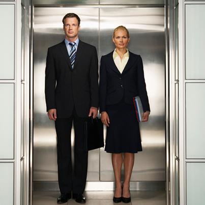 elevator ride - 1