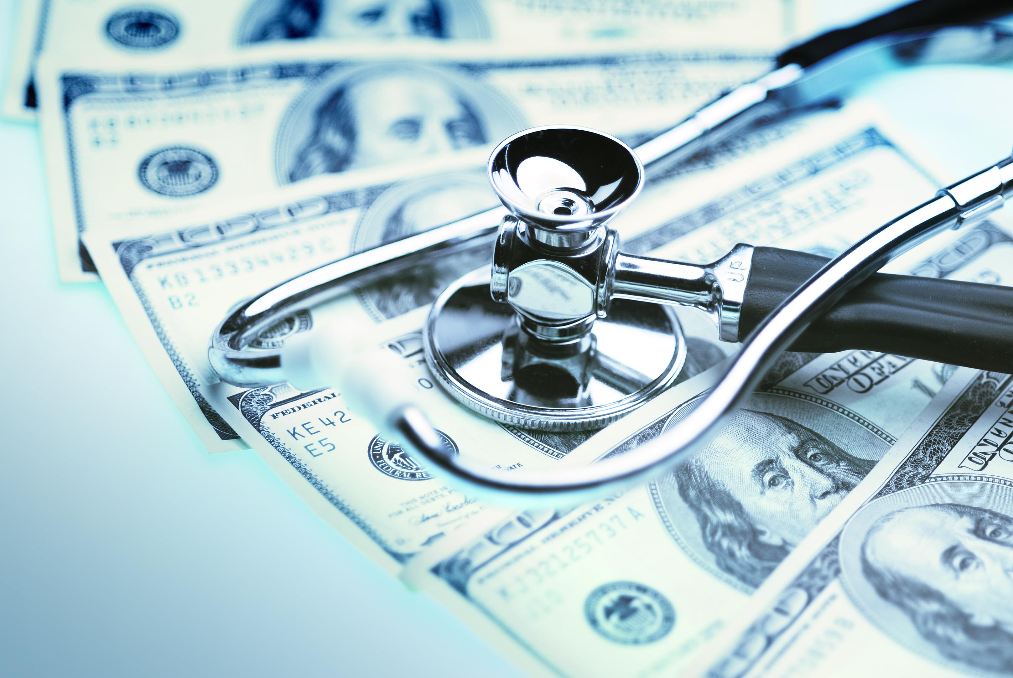 money and health