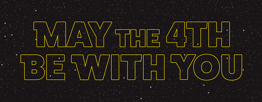 May the 4th BLOG