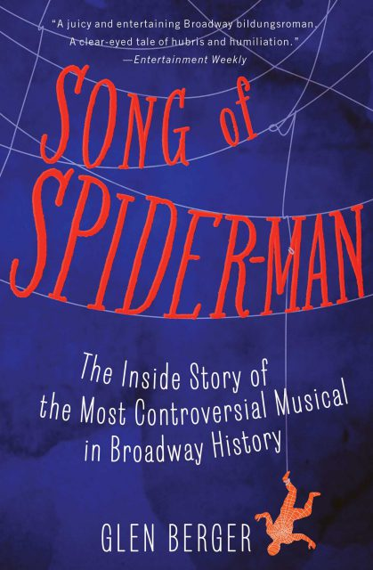 Business Books - Song of Spiderman