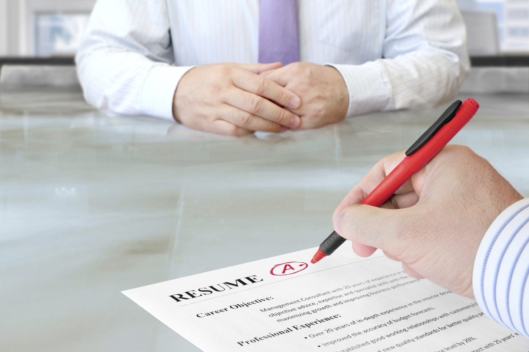 Mastering The Art Of Résumé Writing: Take Control Of Your Future