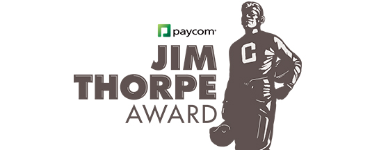 Paycom Jim Thorpe Award Names 2018 Semifinalists