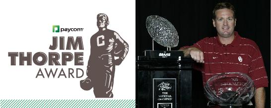 Paycom Jim Thorpe Award