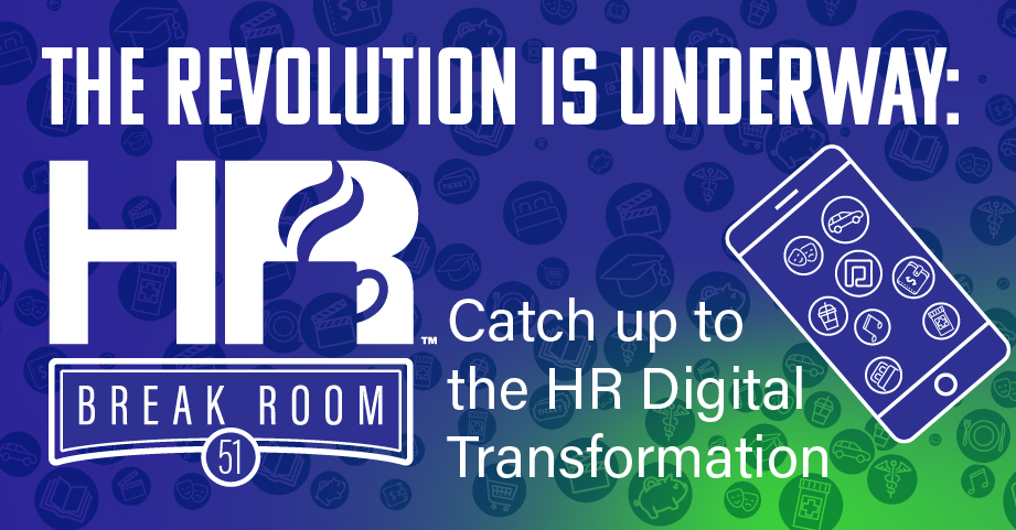 Digital Transformation HR Breakroom podcast episode banner