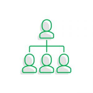 Team org chart