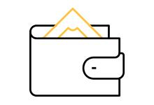 coverage affordability icon