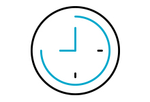 accruals and time and attendance rules icon