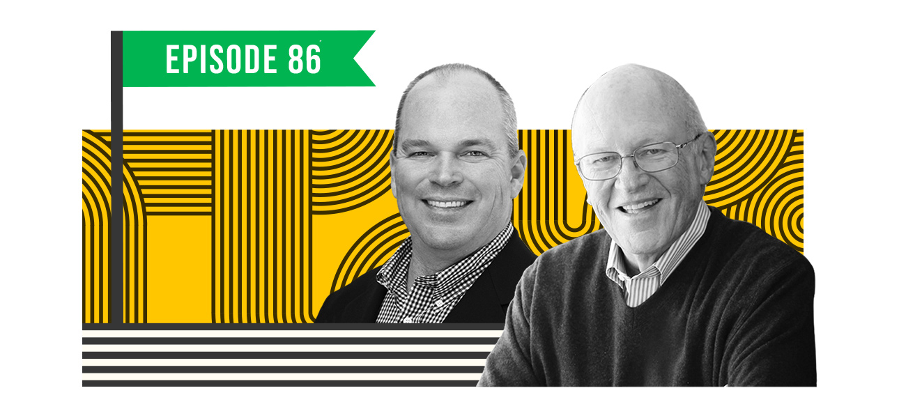 Ken and Scott Blanchard joined us for episode 86 of the HR Break Room® podcast.