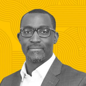 Dickens Aubourg, Paycom's director of product management