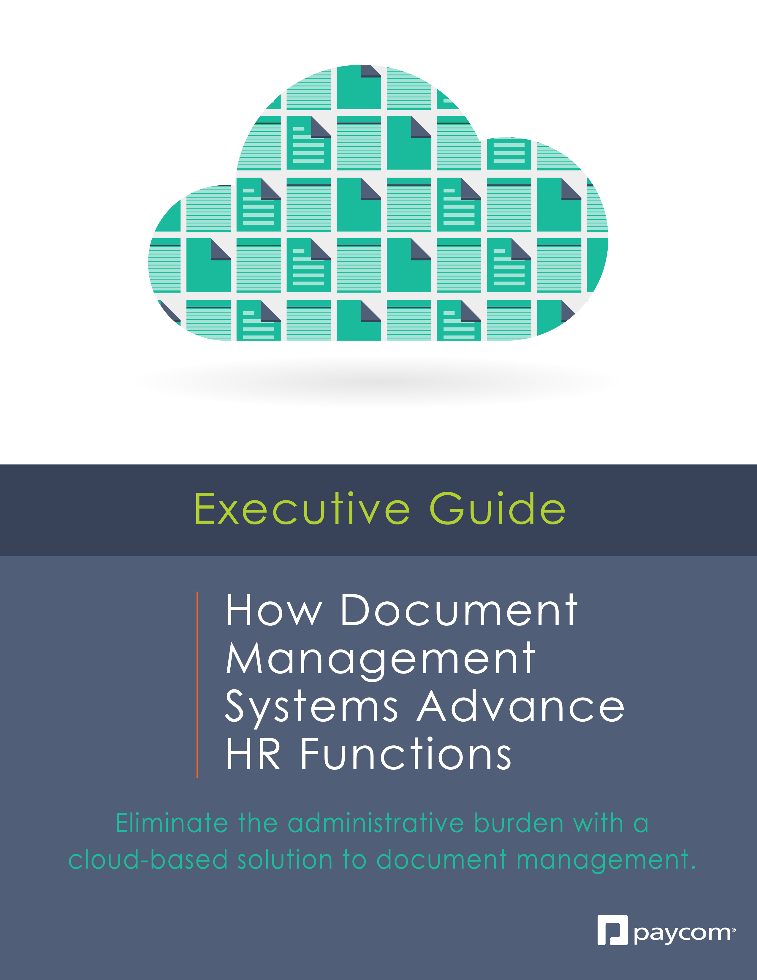 ... Document Management HR Technology Guide White Paper ...