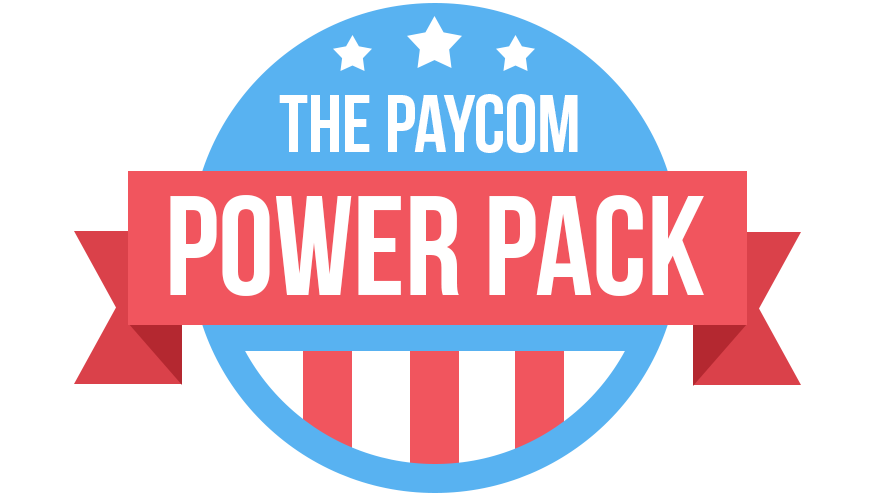 Paycom Power Pack