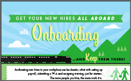 Get Your New Hires All Aboard with Onboarding